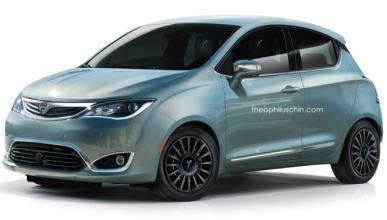 'Render' del nuevo Lancia Ypsilon: así podría ser