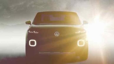 Nuevo SUV de VW: la sorpresa que viene en Ginebra