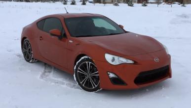Toyota GT86, ¿el juguete definitivo para la nieve?