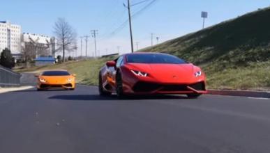 Vídeo: el Lamborghini Huracán biturbo de Underground Racing