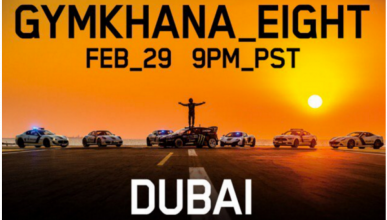 En su Gymkhana 8, Ken Block retará a la policía de Dubai