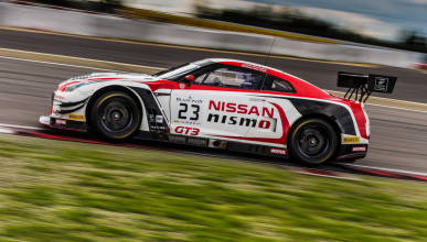 Lucas Ordóñez, con Nissan en las Blancpain Endurance Series