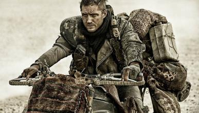 Mad Max y sus motos, galardonadas con 6 Oscar
