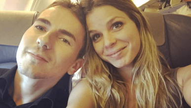 ¿Quién es la novia de Jorge Lorenzo?