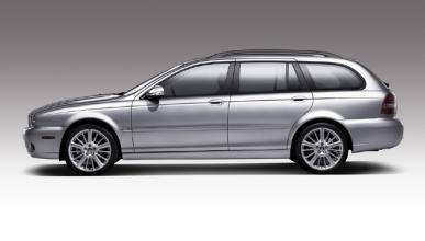 Vendido el Jaguar X-Type Wagon de la reina Isabel II