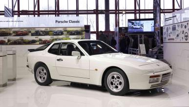 Porsche ClassicAuto 2016 944 turbo