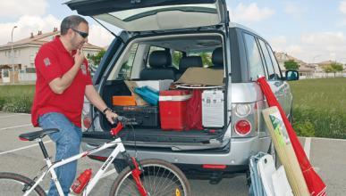 ¿Cómo cargar el maletero para aprovechar todo el espacio?