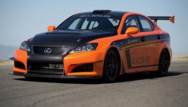 Lexus se atreve con Pikes Peak