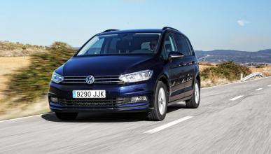 Prueba Volkswagen Touran 2015: ahora con el 2.0 TSI 150CV