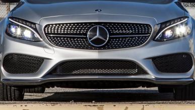Mercedes AMG C63 Cabrio, otra pillada antes de su debut