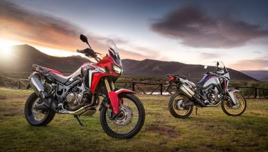 Honda Africa Twin 2016, segunda moto más vendida en España