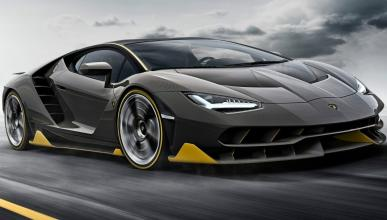 Lamborghini Centenario Delantera