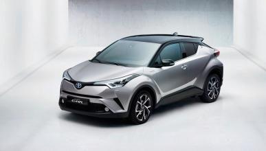 Toyota C-HR, frontal