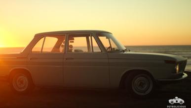Este es el precioso BMW 1600 de Petrolicious