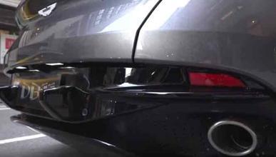 Vídeo: el escape del Aston Martin DB11 suena así de bien