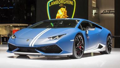Lamborghini Huracán Avio