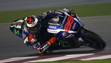 Test Qatar MotoGP 2016 (I): Lorenzo vuelve por sus fueros