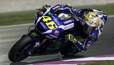 """Valentino Rossi: """"Ya estamos pensando en la carrera"""""""
