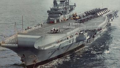 El portaaviones HMS Hermés será un hotel de cinco estrellas
