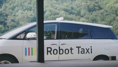 Comienzan las pruebas de taxis sin conductor en Japón
