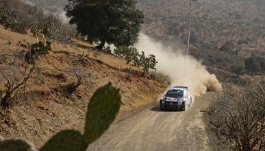 WRC 2016. Rally México: previo, tramos y horarios