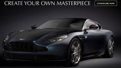 ¡Prueba el configurador online del Aston Martin DB11!