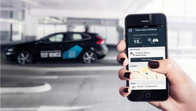 El aparcamiento automático remoto, legal en España