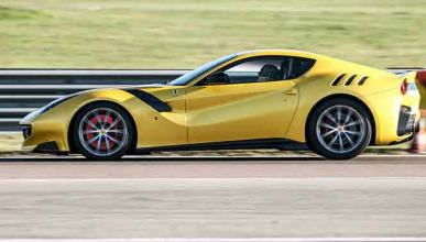 """Marchionne: un Ferrari 100% eléctrico es """"obsceno"""""""