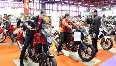 MotoMadrid 2016: preparado para batir el récord