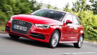 Nuevo Audi A3 e-Tron híbrido enchufable: ¡cazado!