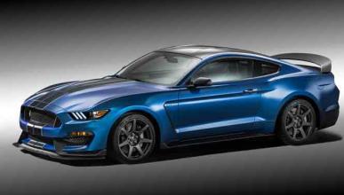 Ford enseñará a conducir el Shelby GT350, gratis