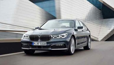 BMW Serie 7 Centennial Edition: llegará este otoño