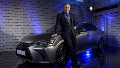 Bertin Osborne embajador Lexus