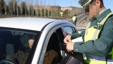 Anulada una multa por incompetencia del jefe de Tráfico