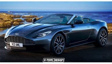 Aston Martin DB1 Volante: ¿sería así?