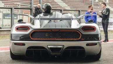 Vídeo: así suena el Koenigsegg One:1