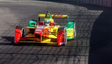 Fórmula E 2016, México: Di Grassi excluído, gana D'ambrosio