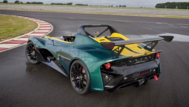 El Lotus de serie que bate al Porsche 918 Spyder