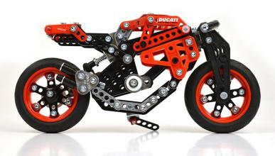 Ducati Monster 1200 S Lego: para grandes y pequeños