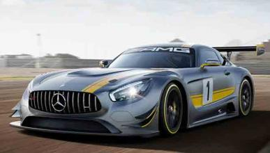 Pillamos al Mercedes-AMG GT3