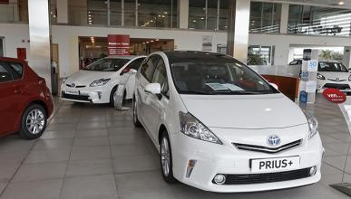 Toyota te monta el concesionario en casa