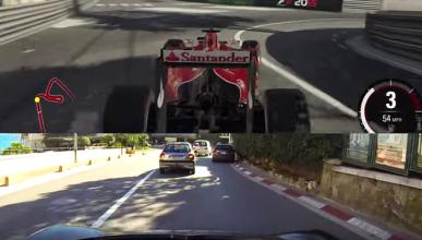 Bugatti Veyron vs F1: el reto más alucinante que has visto