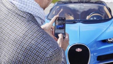 Bugatti Chiron y Parmigiani Fleurier 3