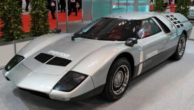Prototipos abandonados: Mazda RX-500 de 1970