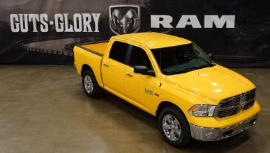 Ram 1500 Yellow Rose of Texas