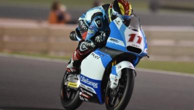 Libres (I) Moto3 Qatar 2016: Loi se une a la fiesta