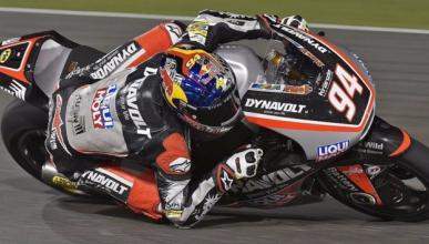 Libres (I) Moto2 Qatar 2016: Folger manda en la igualdad