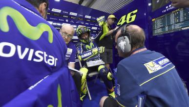 """Valentino Rossi: """"Hemos empezado fuertes"""""""