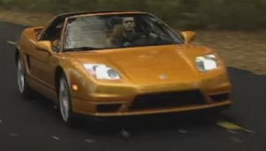 Vídeo: así era el Acura NSX de 2002