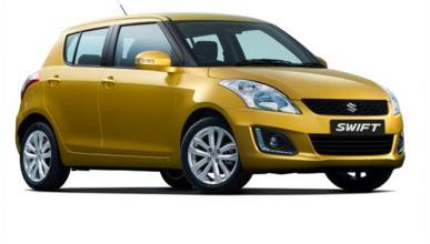 Se filtran imágenes del nuevo Suzuki Swift
